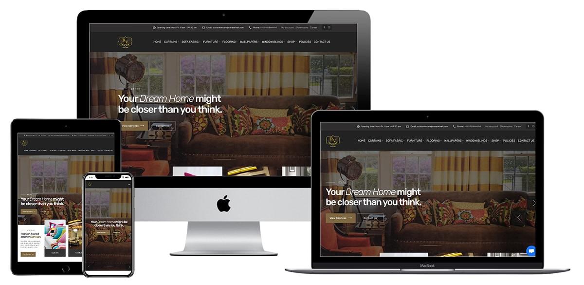 rana-velvet-website-design